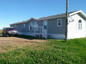 MOBILE HOME FOR RENT NEAR FORT SASKATCHEWAN Vacant