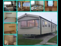 Caravan for hire Craig Tara ayr **weekend deal**