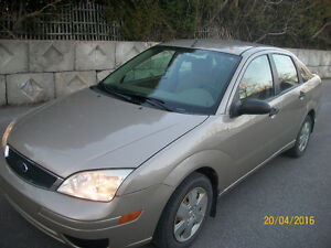 2007 FORD FOCUS AUTOMATIC 106000KM NO RUST VERY CLEAN 2850$