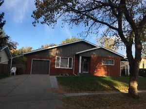 House for Rent with Garage!