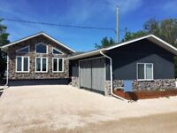 Short term rental, furnished house in Dauphin