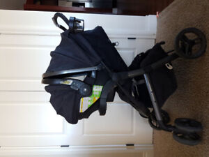 Carseat /stroller combo