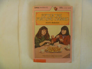 AFTER THE FORTUNE COOKIE by Ann R. Blakeslee - 1990 PB