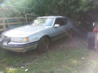 1988 Ford Cougar Coupe (2 door)