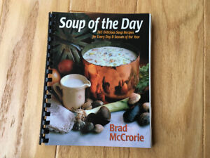 """Soup of  the Day"" by Brad McCrorie - like new condition - $3"