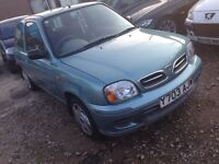 Nissan Micra moted cheap 250