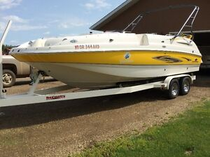 Deck Boat for the whole family