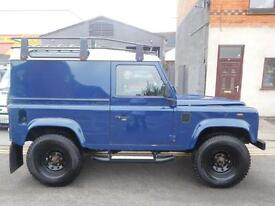 NO VAT! Land Rover Defender 90 TD5 full service history (41)