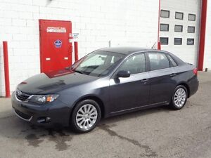 2008 Subaru Impreza 2.5i Sedan ~ 5 speed ~ 83000kms ~ $9499