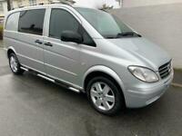2010 Mercedes-Benz Vito 2.1 CDI 6 SEAT DUALINER COMPACT Combi Van Diesel M