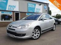2007 Citroen C4 1.6i 16v VTR+ ONLY 48,000 MILES FROM NEW