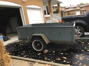 Great Condition Trailer