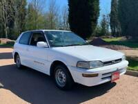 Toyota Corolla 16v 3DOOR 1990