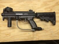 Tippmann A5 w/ V-Force Grill kit