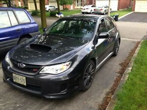 REDUCED price to 28,900!!!  MINT 2012 Subaru STI MINT race car.