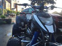 250cc Barrosa Apache Quad Bike