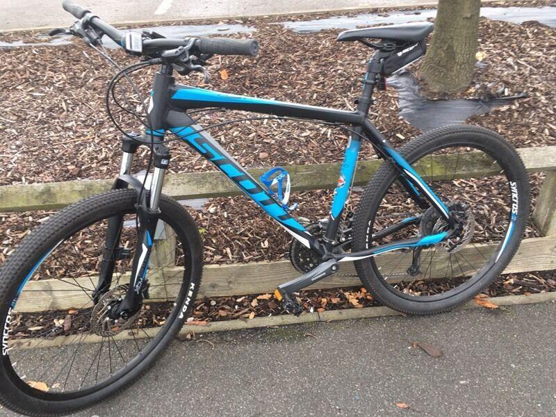 like new Scott Aspect mtb bike (like trek giant specialized cube carrera cboardman cannondale)