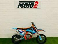 2020 KTM SX 65 MOTOCROSS BIKE *CLEAN BIKE* SX TC KX RM CR