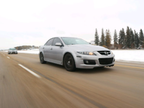 2006 Mazdaspeed 6/ will trade for right car
