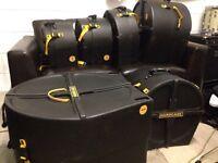 Hardcase Set for Drum Kit