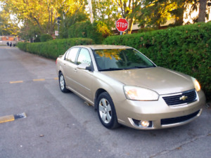 2006 CHEVROLET MALIBU LT-TOP SHAPE A1