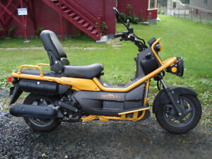 Honda Big Ruckus Scooter 2005