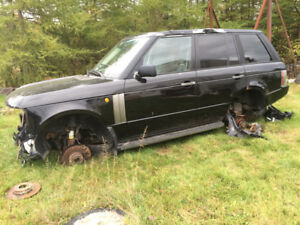 Range Rover Pieces/Parts