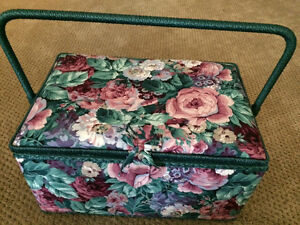 Brand New Sewing Box