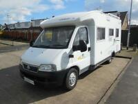 Chausson Welcome 85 4 Berth Family Motorhome