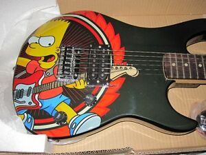 Peavey (THE SIMPSONS) Rockmaster Electric Guitar