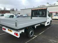 2020 Vauxhall Movano Movano 2.3 Turbo D 135 L3 H1 FWD Dropside Double Cab Dropsi