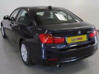 2015 BMW 3 Series 320d EfficientDynamics Business 4dr Diesel blue Manual