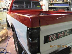 1988 GMC S15 4x4 V8 Gypsy Pickup Truck