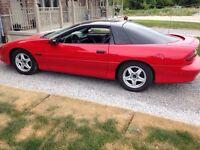 1993 Z28 Camaro 7000$