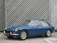 1971 MG BGT - A PRACTICAL READY TO DRIVE CLASSIC