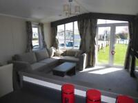Extra wide static caravan for sale isle of wight premium coastal park