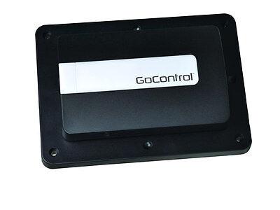 GoControl/Linear GD00Z-4 Z-Wave Garage Door Opener Remote Controller, Small, Bla