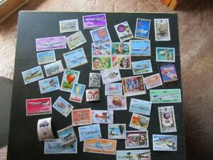 STAMPS - MILITARY PLANES / AIRSHIPS / BALLOONS / OTHER PLANES