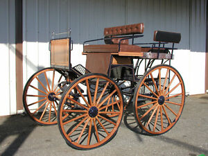 The Eagle from Carriage Machine Shop (Amish)