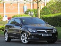 Vauxhall Astra 1.6T 16v Sport Hatch 2008MY SRi..1 OWNER + SATNAV + PARKING SENS