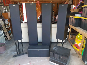 NUANCE home surround sound Speaker system