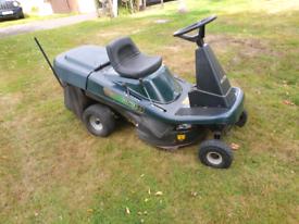 Hayter M10/30 ride on lawn mower