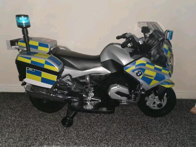 Kids motorised police bike   in Sheffield, South Yorkshire   Gumtree
