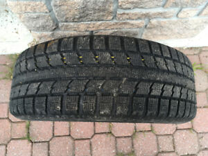 winter tires with wheels for Honda Accord.