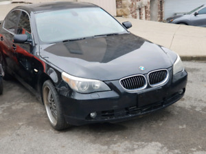 2006 BMW 530 XI Part Out