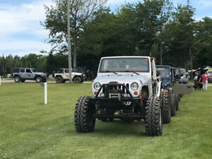 2012 Jeep Wrangler JK Off-road Rock Buggy