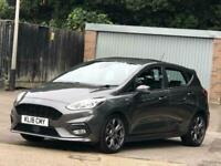 2018 Ford Fiesta 1.0 EcoBoost ST-Line 5dr HATCHBACK Petrol Manual