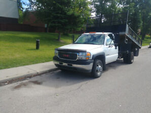 2001 GMC 3500 very low km