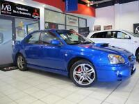 2005 SUBARU IMPREZA 2.0 WRX AWD TURBO ONLY ONE OWNER FROM NEW