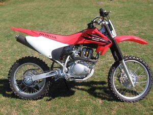 Wanted CRF 80-150